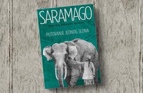 Putovanje jednog slona, Žoze Saramago