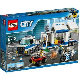 LEGO MOBILNI KOMANDNI CENTAR