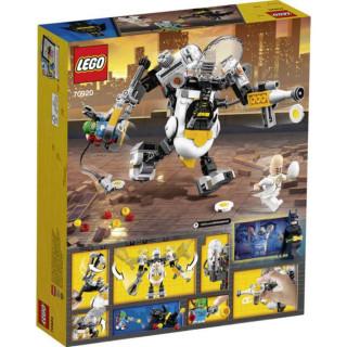 LEGO BORBA HRANOM S ROBOTOM
