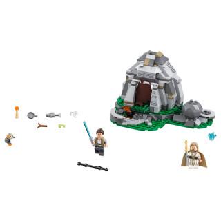 LEGO TRENING NA AHCH-TO ISLAND