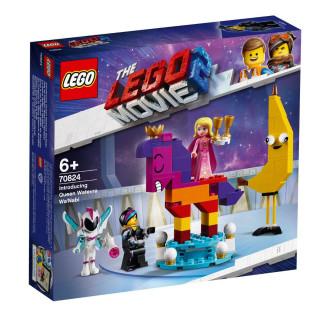 LEGO PREDSTAVLJAMO KRALJICU WATEVRU WA'NABI