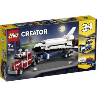 LEGO TRANSPORTER ŠATLA