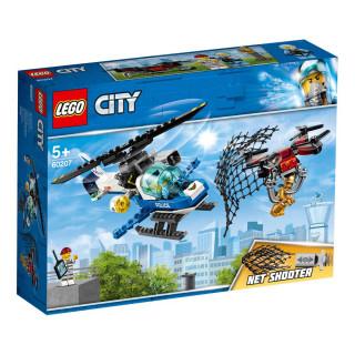 LEGO POTJERA NEBESKE POLICIJE DRONOM