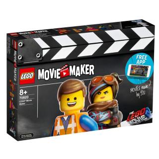 LEGO TVORAC FILMA