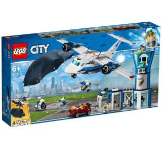 LEGO ZRAČNA BAZA NEBESKE POLICIJE