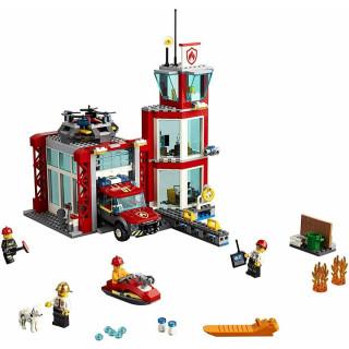 LEGO VATROGASNA STANICA