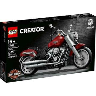LEGO HARLEY DAVIDSON FAT BOY MOTOR