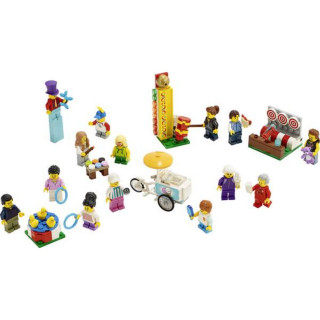 LEGO KOMPLET LJUDI ZABAVNI SAJAM