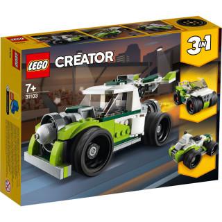 LEGO RAKETNI KAMION
