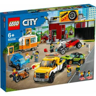LEGO AUTOMEHANIČ.RADIONICA