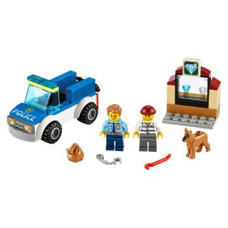 LEGO POLICIJSKA JEDINICA SA PSIMA