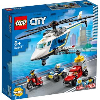 LEGO POLICIJSKA POTJERA U HELIKOPTERU