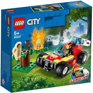 LEGO ŠUMSKI POŽAR