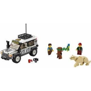 LEGO TERENAC ZA SAFARI