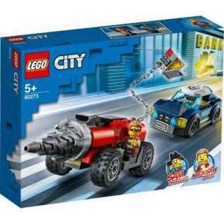 LEGO POTJERA ELITNEV POLICIJE