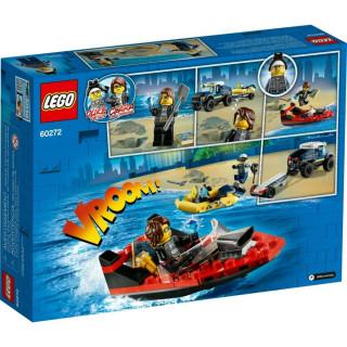 LEGO TRANSPORTČAMCEM ELITNE POLICIJE