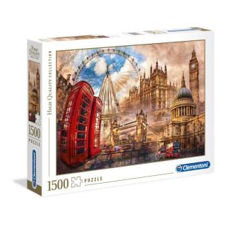 PUZZLE 1500 LONDON 31807