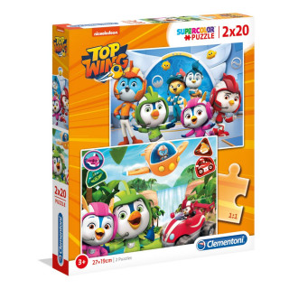PUZZLE 2X20 TOP WING