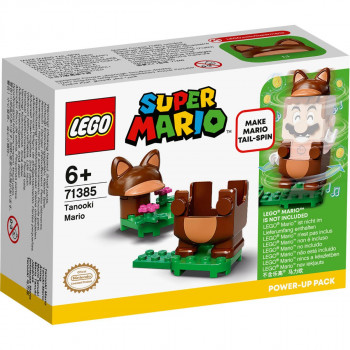 LEGO TANOOKI MARIO POWER UP