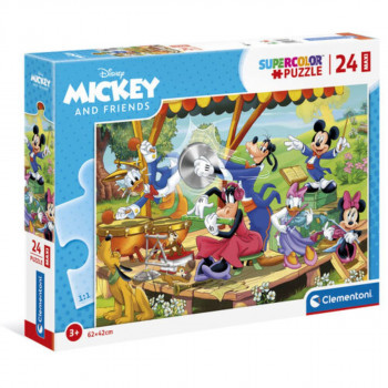 PUZZLE 24 MAXI MICKEY AND FRIENDS