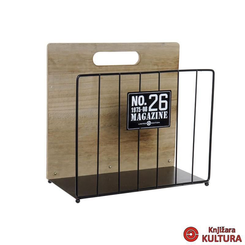 DRŽAČ NOVINA / MDF BL-MB-165499