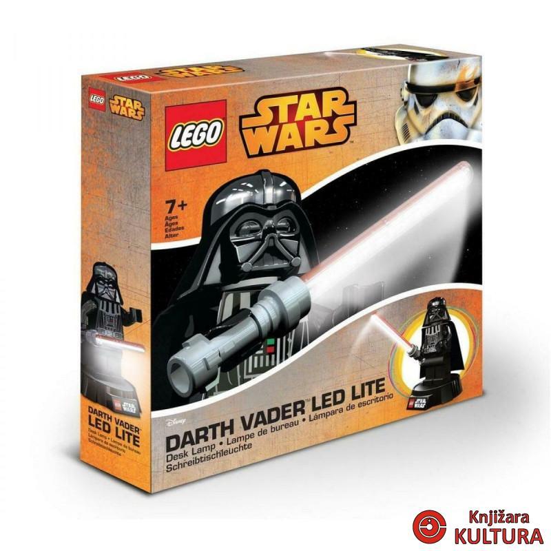 LEGO DESK LAMPA DARTH VADER