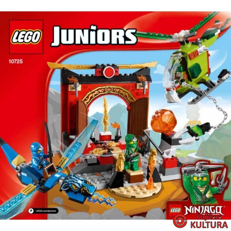 LEGO IZGUBLJENI HRAM