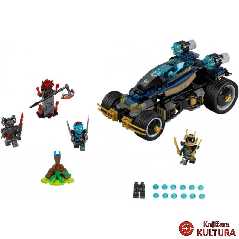 LEGO SAMURAJ VXL