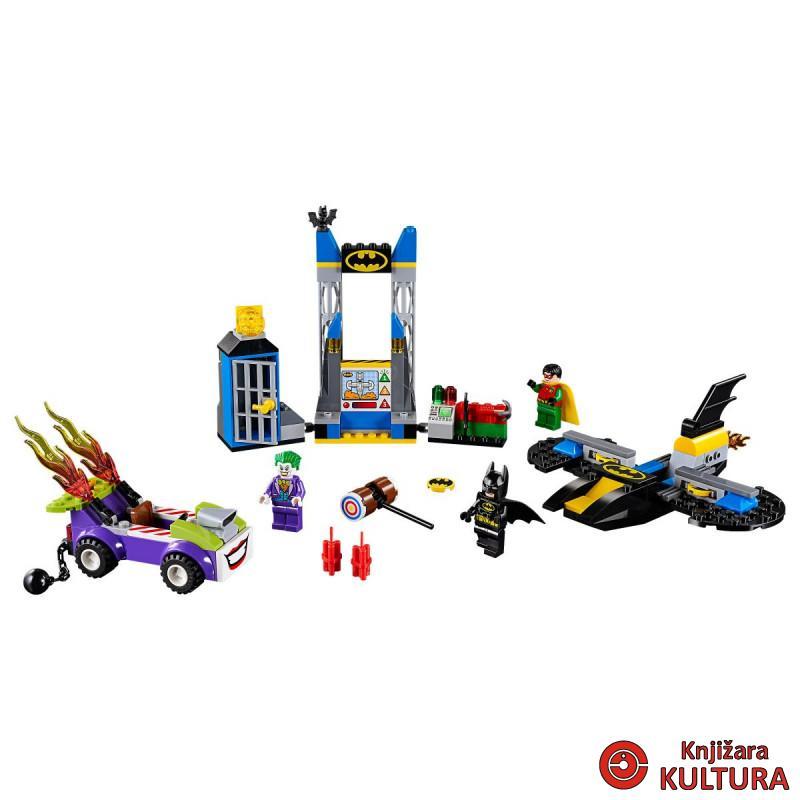 LEGO JOKER NAPADA BETM.PEĆINU