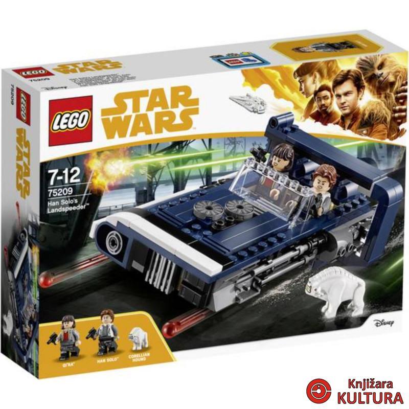 LEGO HAN SOLOV LANDSPEEDER
