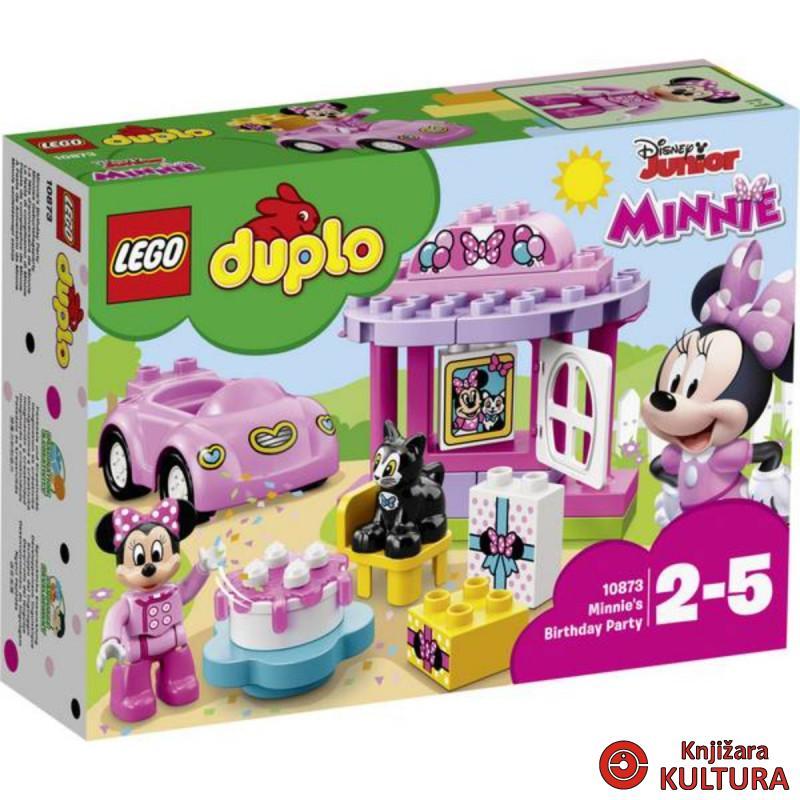 LEGO MINNIE ROĐENDANSKA ZABAVA