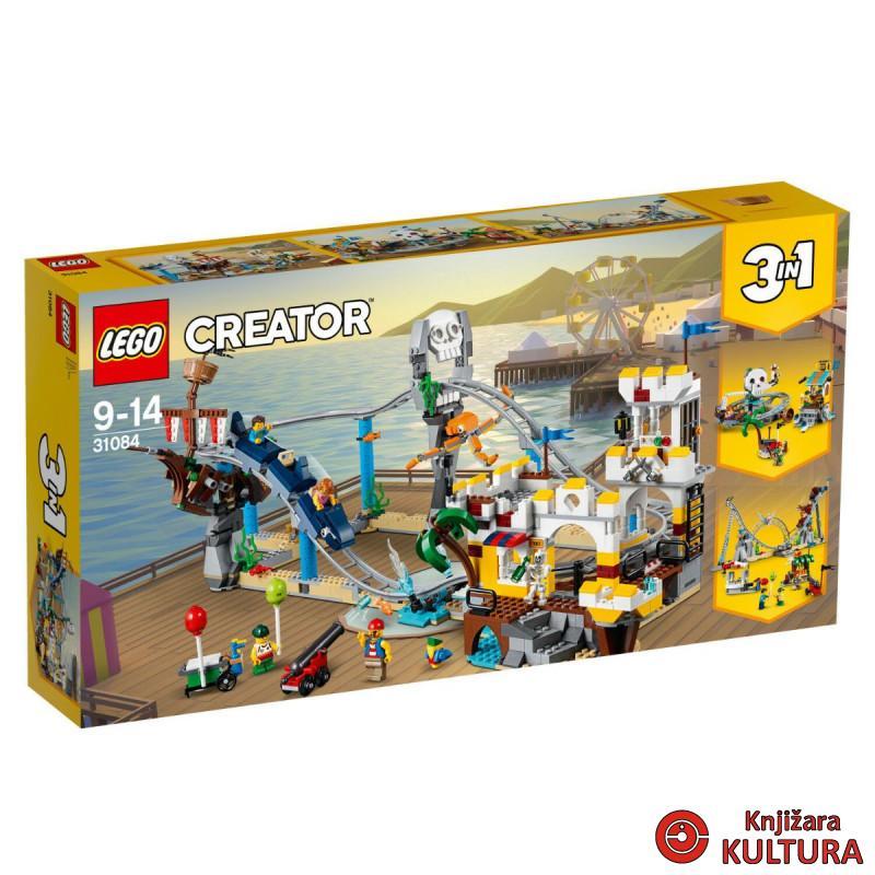 LEGO GUSARSKI VOZ SMRTI