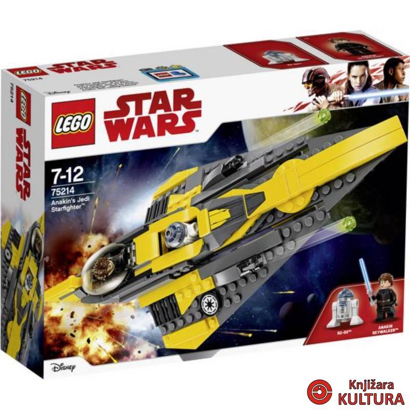 LEGO ANAKINOV JEDI STARFIGHTER