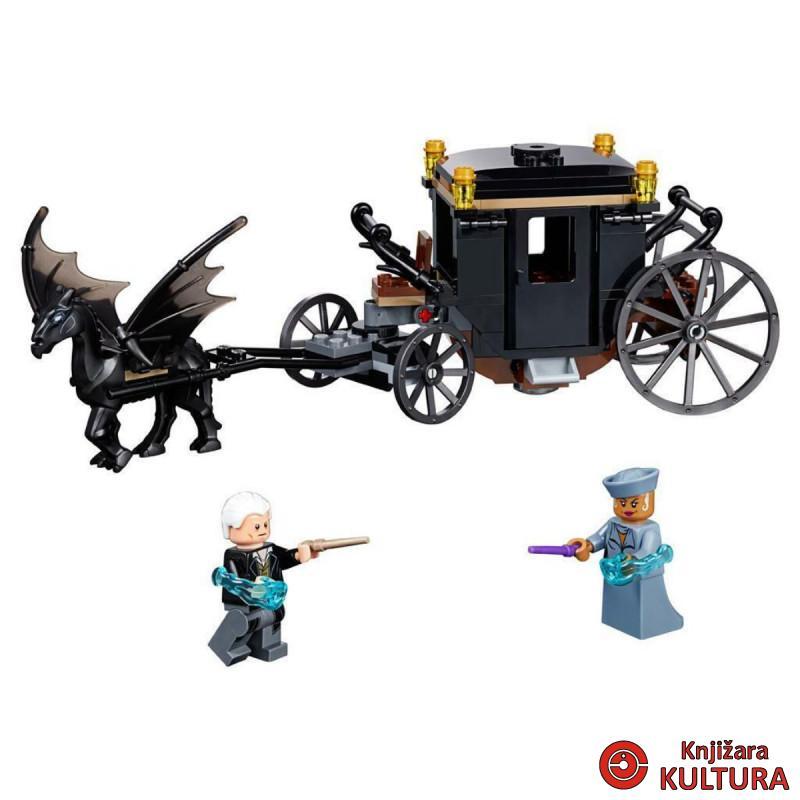 LEGO GRINDELWALDOVO BJEKSTVO