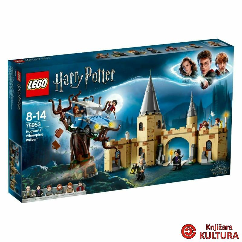 LEGO NAPADAČKA VRBA HOGWARTSA