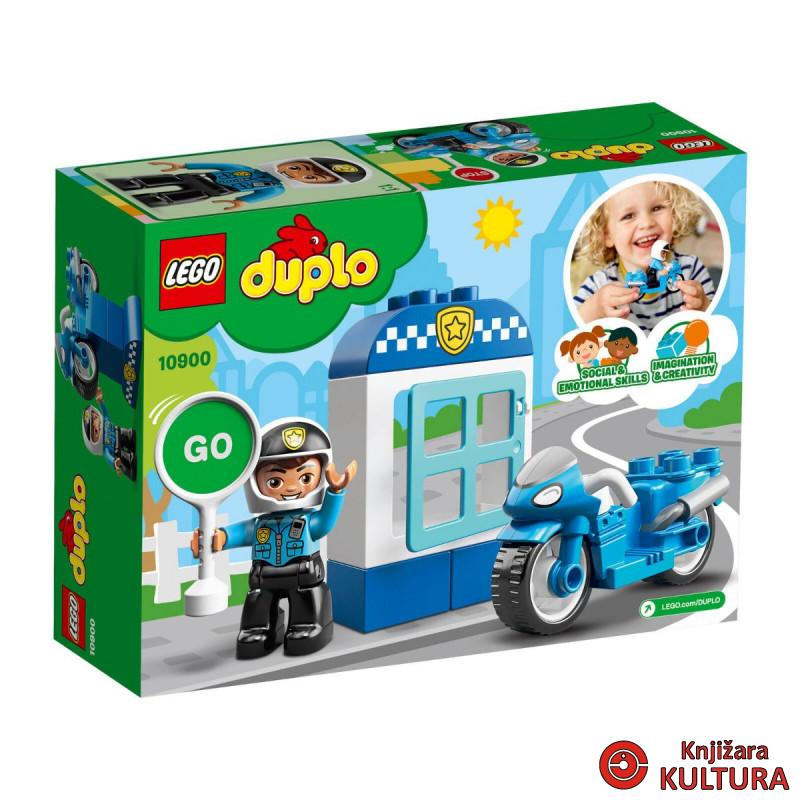 LEGO POLICIJSKI MOTOR