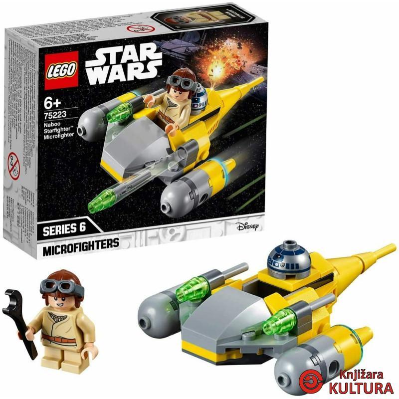 LEGO NABOO STARFIGHTER MIKROBORAC