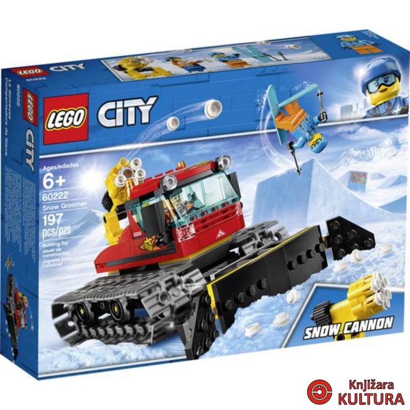 LEGO VOZILO ZA SNIJEG