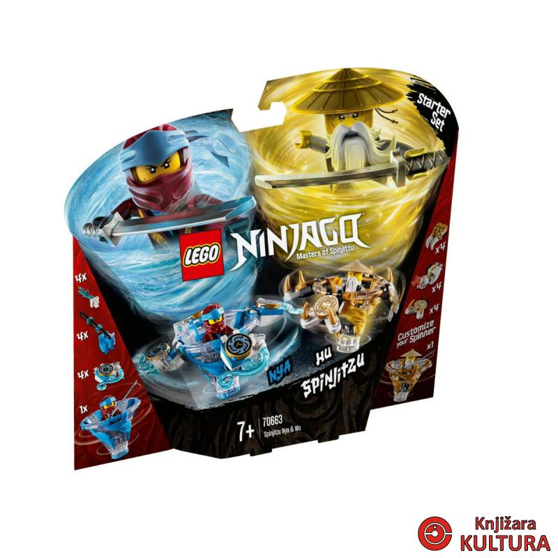 LEGO SPINJITZU NYA I WU