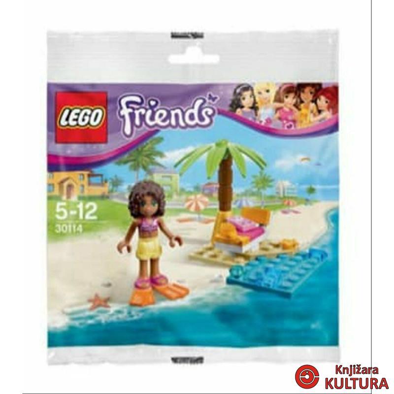 LEGO ANDREAS BEACH LOUNGE