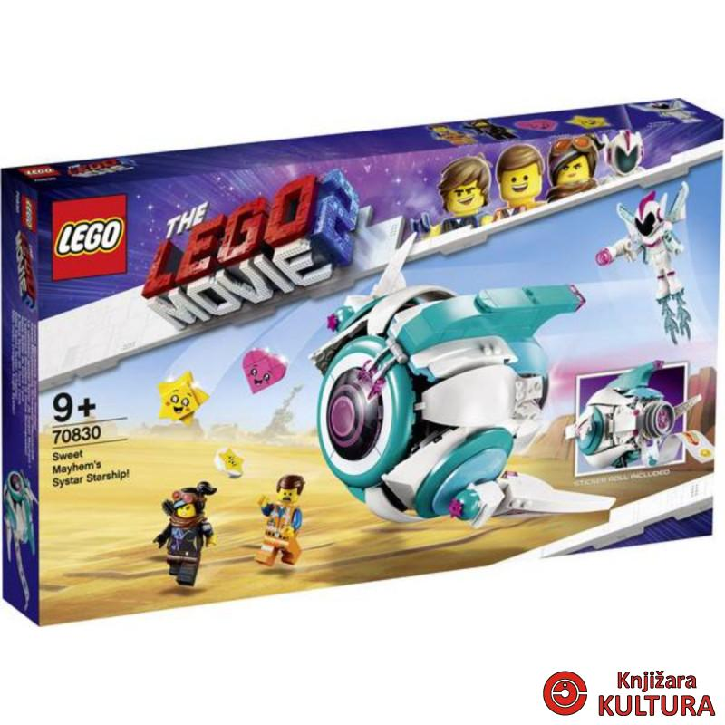 LEGO ZVJEZDANI BROD SLATKOG MAYHEMA