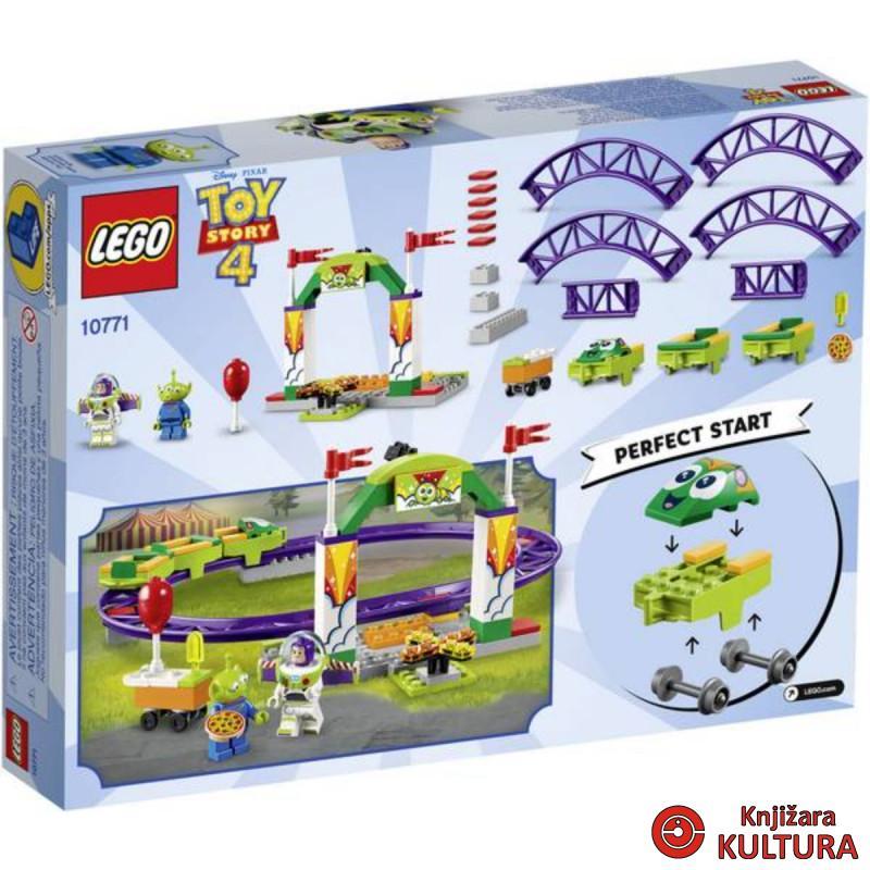 LEGO THRILL COASTER NA KARNEVALU