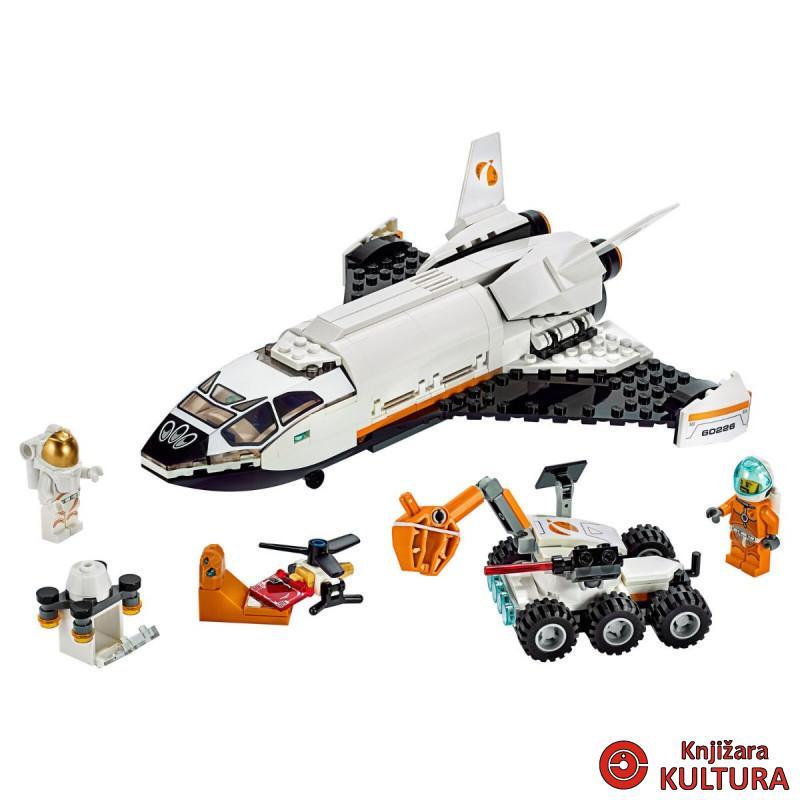 LEGO ISTRAŽIVAČKI ŠATL NA MARS
