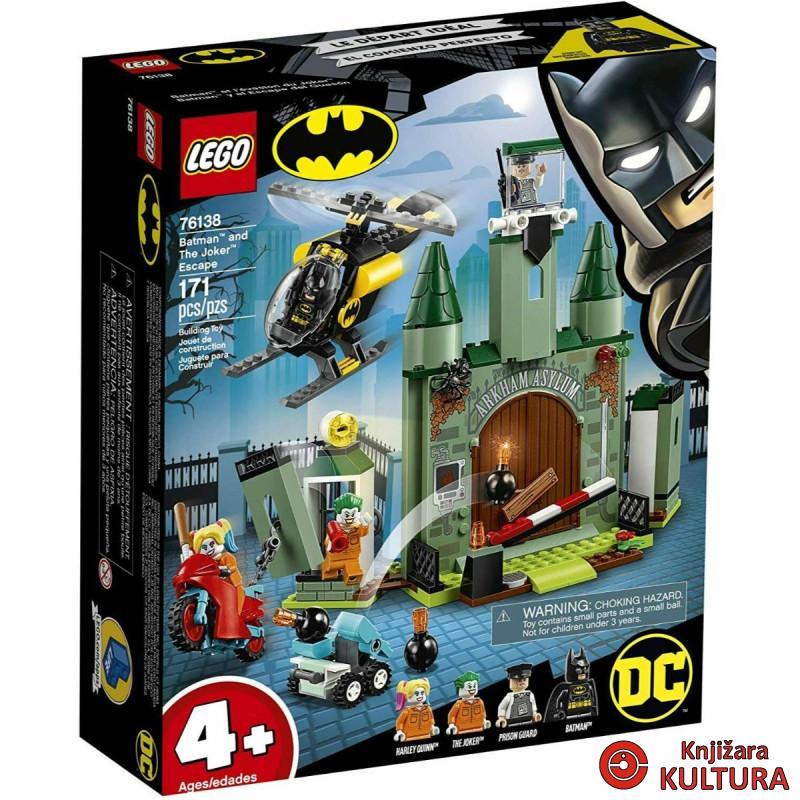 LEGO BATMAN I JOKEROVO BJEKSTVO