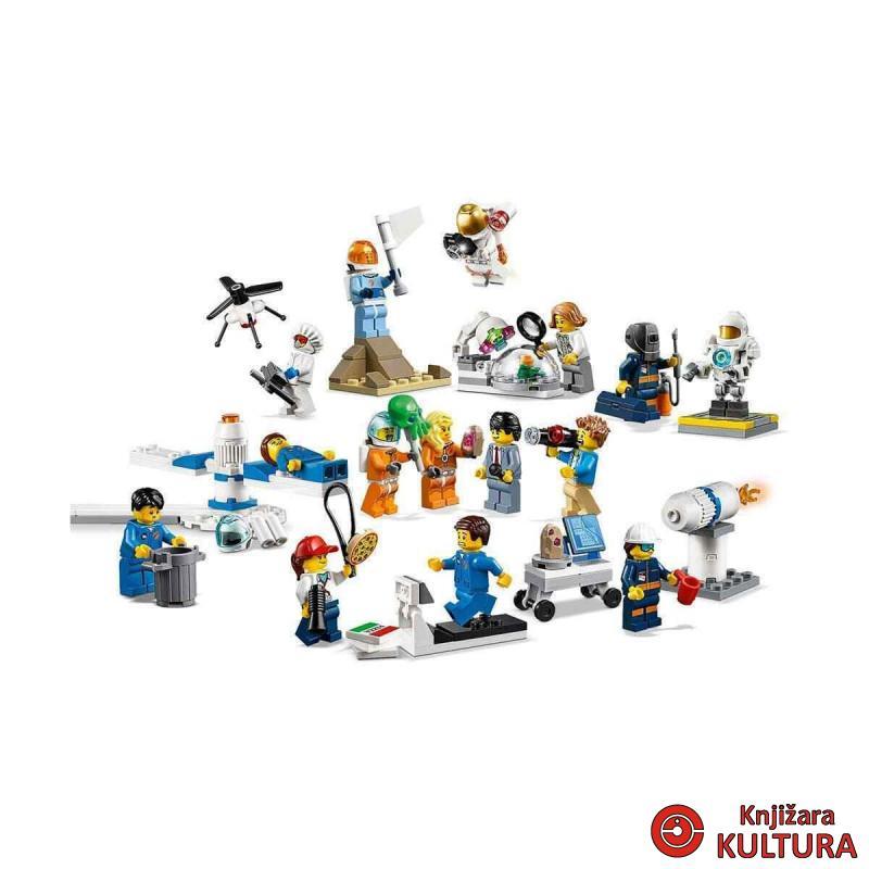LEGO SVEMIRSKA ISTRAŽIVANJA I RAZVOJ