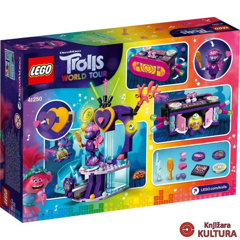 LEGO PLESNI PARTY NA TEHNO-GREBENU