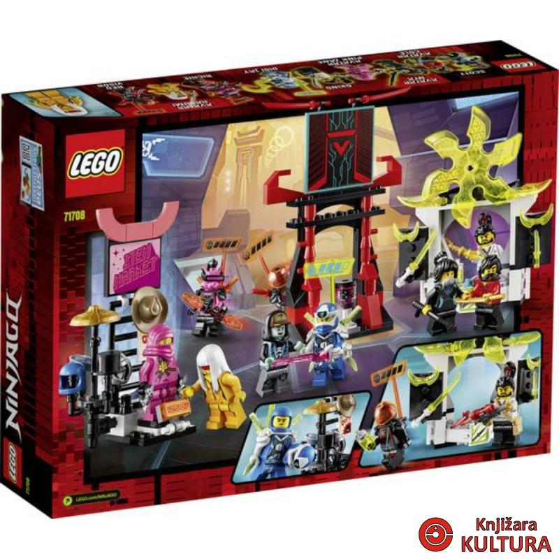 LEGO TRŽNICA ZA GEJMERE