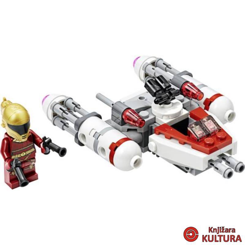 LEGO Y-WING MIKROBORAC OTPORA