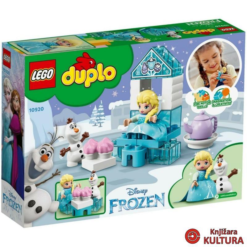 LEGO ELSINA I OLAFOVA ČAJANKA