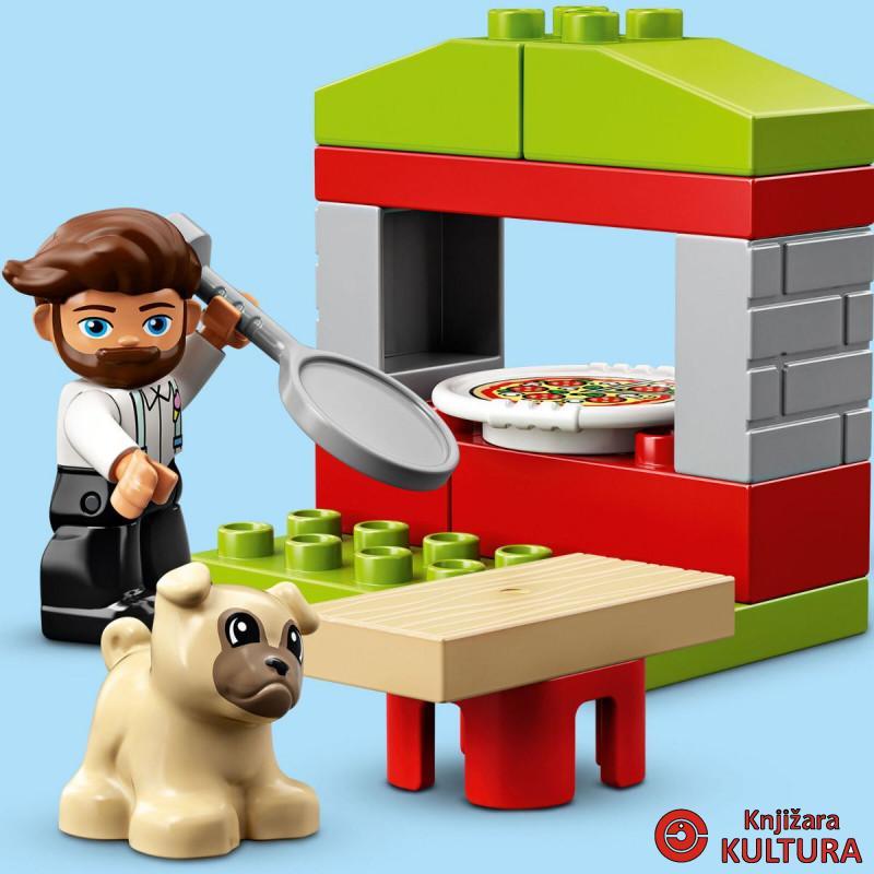 LEGO ŠTAND S PIZZOM